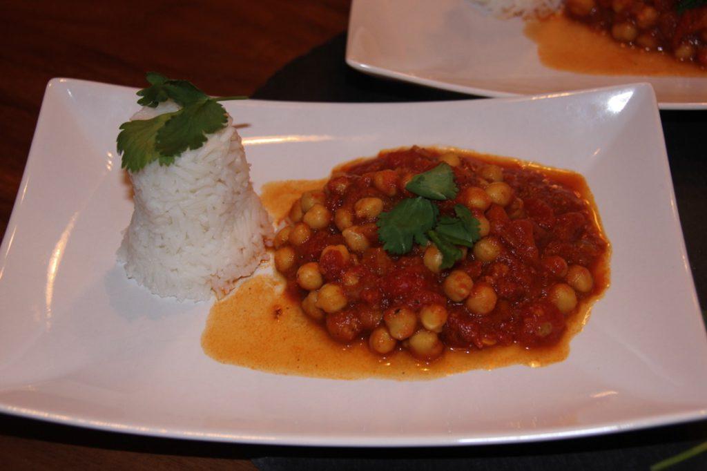 Chana Masala - Guten Appetit