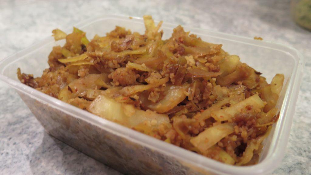Meal Prep Wochenmenü #1 - Rezept für eine Woche