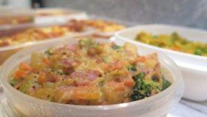 Meal Prep Wochenrezept #3: Kartoffel - Gemüse - Pfanne