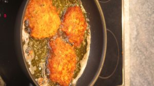 Meal Prep Karotten Ingwer Laibchen