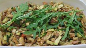 Italienischer Salat mit Rucola